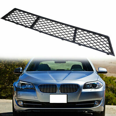 car front bumper center lower grill for bmw 5 series f10 sedan f11