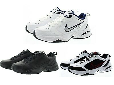 Nike 415445 Mens Air Monarch IV Cross Trainer Low Top Athletic Shoes Sneakers