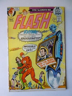 The Flash 210 1971 DC Comics Bronze Age