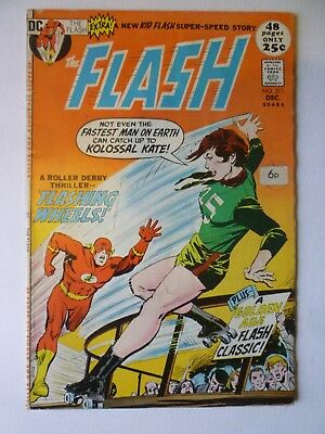 The Flash 211 1971 DC Comics Bronze Age