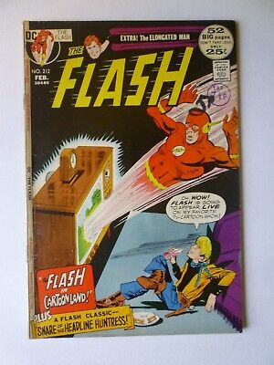 The Flash 212 1972 DC Comics Bronze Age