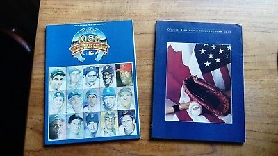 1986 MLB All Star Program Never Opened Excellent condition
