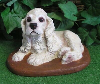 This phrase Cocker spaniel rubber latex mold consider, what