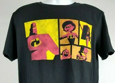 Disney Pixar The Incredibles 2 T-Shirt Sizes M,L,XL New With Tags