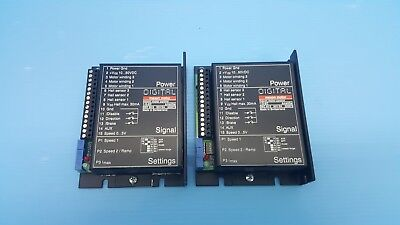 Maxon Motor 1-Q-EC AMPLIFIER Motor Controller DEC50/5 ( LOT OF 2 )