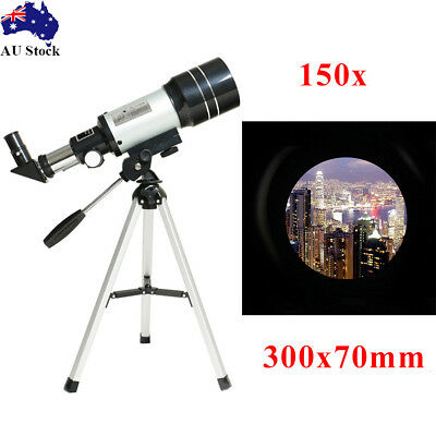 150x Astronomical Telescope Aperture Zoom HD High Resolution Night Vision 70mm