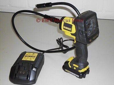 Dewalt DCT410 D1 Inspection Camera DCT410D1 DCT 410 10,8 Volt Li-Ion