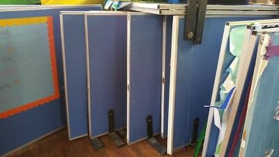 Office Display Board / Cubicle Partition / Desk Partition - 30 boards available