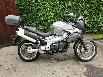 2004 Aprilia Caponord ETV 1000cc - Great looking Touring bike - 32k miles