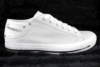 DIESEL EXPOSURE LOW IV W White Weiß Damen Schuhe Shoes Sneaker ... afc71adcfe