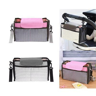 Multifunctional Bags For Stroller Bottle Diaper Nappy Hanging Accessories New