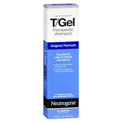 Neutrogena T/Gel Therapeutic Shampoo Original Formula 8