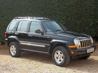 2005 Jeep Cherokee 3.7 V6 Limited 4x4 5dr