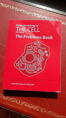 Biology cell problem book the molecular of