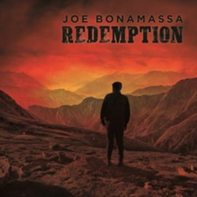 Joe Bonamassa - Redemption - New CD Album - Pre Order Released 21/09/2018
