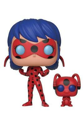 Miraculous: Las aventuras de Ladybug POP Animation Vinyl Figura Lady Bug  Funko