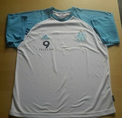 Olmypique Marseille 2003 Home Official Licensed Football Shirt size XL