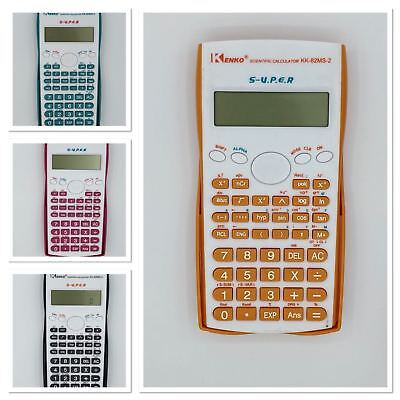 Kenko Scientific Calculator Universities,college School With 2 Line Display Gcse