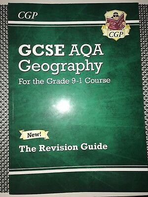 Geography Revision Guide And Workbook GCSE (9-1) CPG AQA