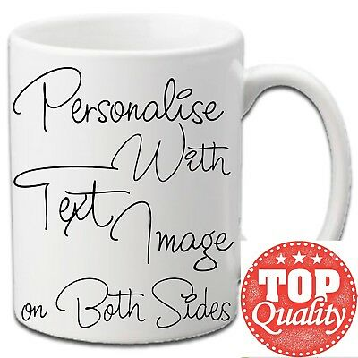 Design and Print your own Personalised Photo Mug Ideal Teacher Leaving Gift