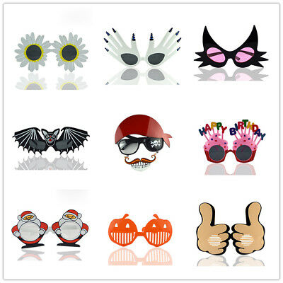 Funny Novelty Assorted Sunglasses Eye Glasses Hen Night Party Costume Props