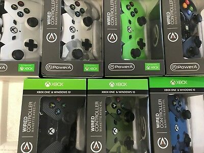 Power A Xbox One & Windows 10 - Wired Controller (New)