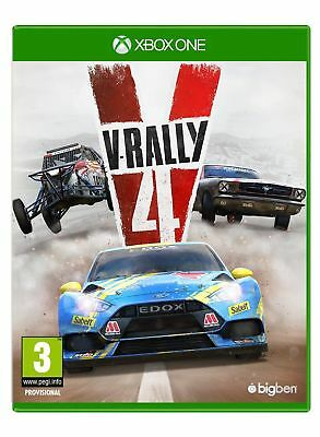 V Rally 4 (Xbox One) IN STOCK NOW New & Sealed UK PAL Free UK Postage
