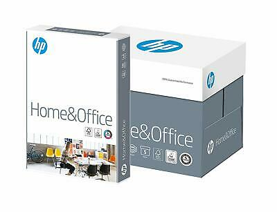 Hp Office A4 White Paper 80Gsm Printer Copier | 1 2 3 4 5 Reams Of 500 Sheets