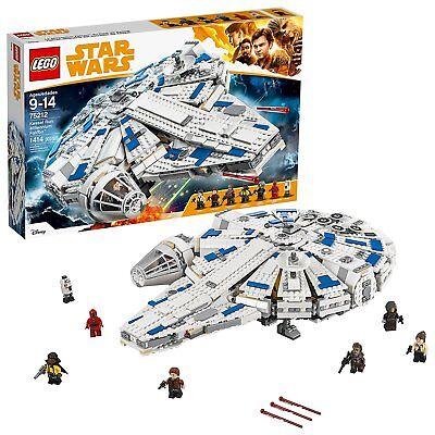NEW SEALED! LEGO Star Wars Solo Kessel Run Millennium Falcon 2018 (75212)