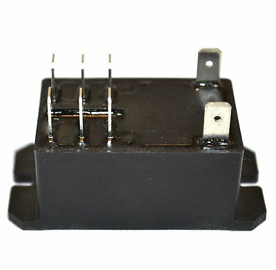 Potter & Brumfield T-92 Relay DPDT 120VAC 30A T92S11A22-120
