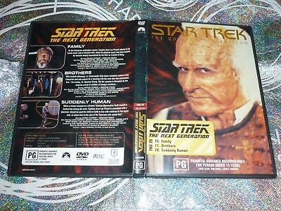 Star Trek The Next Generation (Collectors Edition) Tng 26 (Dvd, Pg) (132798 A)