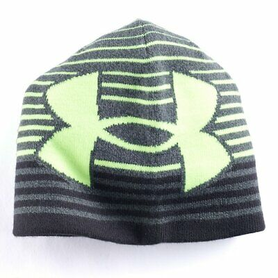 Under Armour Boys Youth Winter Beanie Hat 2-STYLES (ONE SIZE) NWT MSRP $20-25