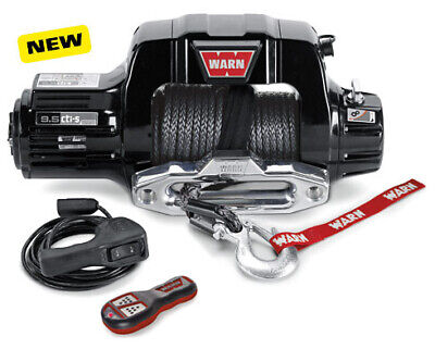 Warn 9.5cti-s Winch (Synthetic Rope)