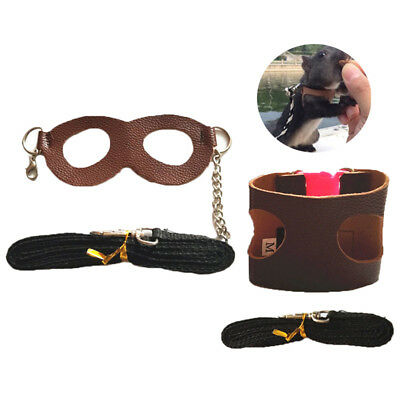 Small Pet Squirrel Vest Harnesses Anti-bite Traction Rope Ferret Chest Strap