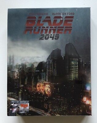Blade Runner 2049 FilmArena Film Arena 101 Edition #2 XL Blu-ray Steelbook 3D+2D