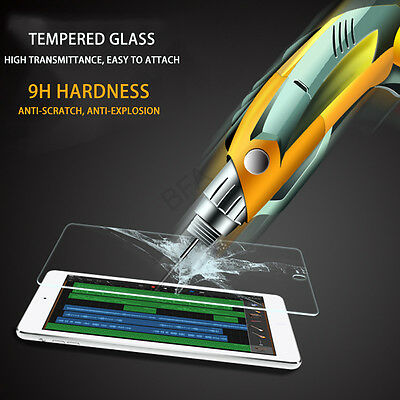 Tempered Glass Screen Protector Film Guard for Apple iPad 5 6 Generation