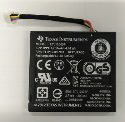 Ti-Nspire CX CAS Genuine Rechargeable Battery - WITH WIRE