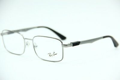 2f5764f4706 New Ray-Ban Junior Jr Rb 1043 4008 Silver Eyeglasses Authentic Rx Rb1043 48-