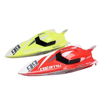 Mini 2.4G RC Rechargeable Remote Control Speed Racing Boat Outdoor Water Toys US