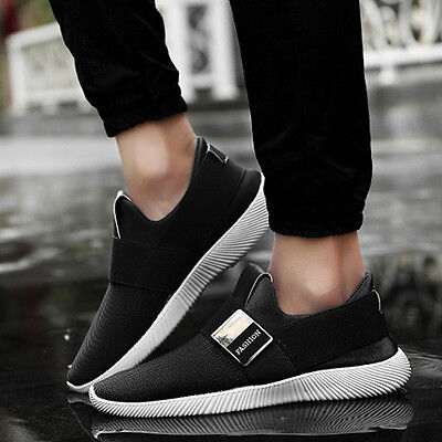 2017 Men's Outdoor sports shoes Fashion Breathable Casual running Shoes S Pop