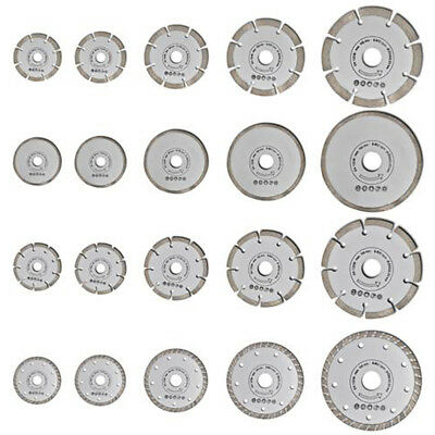 New Strong Diamond Saw Blade 2pcs Fast and Precise Cutting Various Models Sizes
