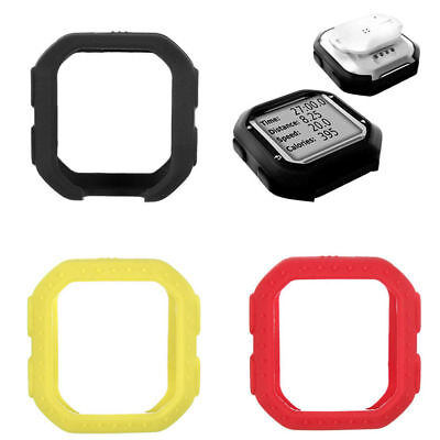 1pc Bike Cycling Silicone Rubber Case Cover Skin For Garmin GPS Edge 20/25