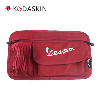 KODASKIN  for Piaggio Vespa GTS LX LXV Sprint Primavera 125 30 Glove Storage Bag