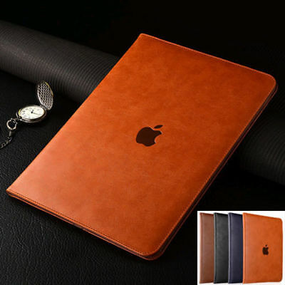 Luxury Leather Case Stand Smart Cover For iPad 6th 2018/2017 Mini 2 3 4 Air Pro