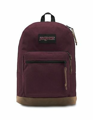 c3c0ce69d JANSPORT RIGHT PACK Digital Edition Laptop Backpack Micro Grid Red ...