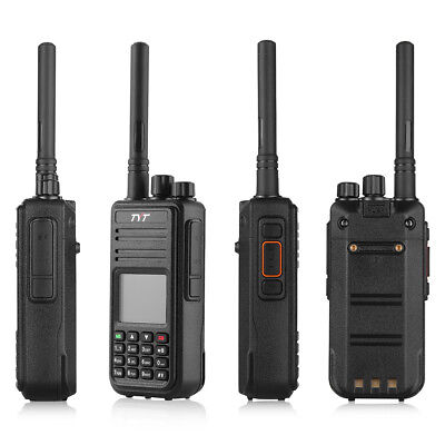 TYT MD380 Digital DMR Walkie Talkie Radio Handfunkgerät 2-Way UHF 400-480MHz Neu
