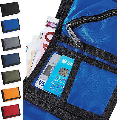 BagBase BG040 Ripper Wallet Expandable Coin Pocket Mini Purse Ideal Gift Unisex