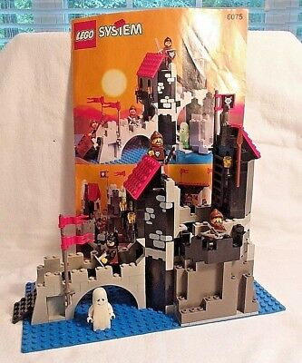 Castles Are Cool Lego 6075 Wolfpack Tower 100 Complete W