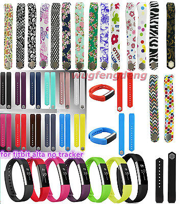 For Fitbit Alta / Alta HR Secure Strap Band Wristband Bracelet Fitness Tracker