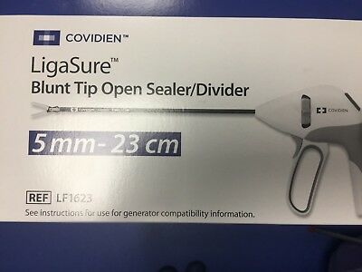 LIGASURE LF 1823 Blunt Tip Open Sealer/Divider 5 mm - 23 cm